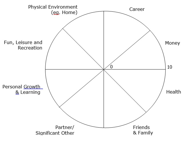 What Is Wheel Of Life And Why Is It The Great Tool For Goals Setting Books For The Wise